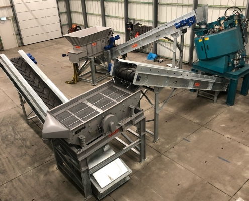 Innovation in the bulk industry