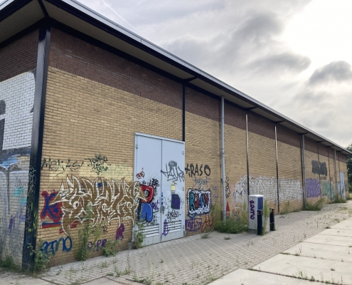 Onderhoud aan railgebonden gebouwen regio Noord-West