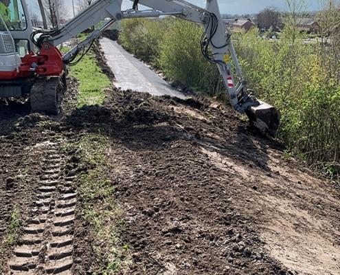 herstelwerkzaamheden, spoorwegen, betonreparaties, betuwelijn