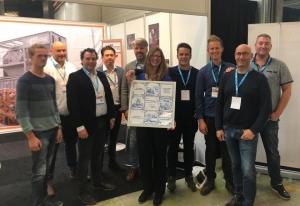 Anton Rail & Infra wint de NSTT Publieksprijs 2019