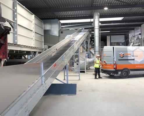 Transportbanden - Anton Industrial Services