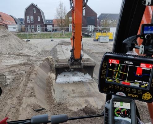 Preparation residential area of Den Helder