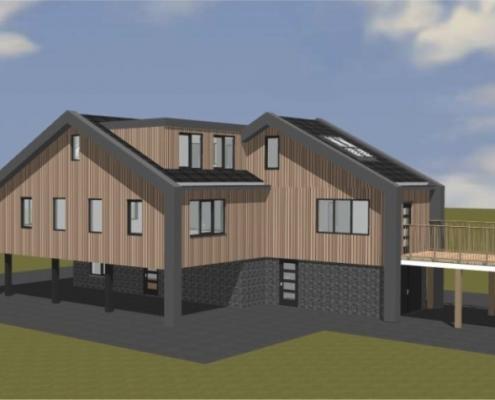 New building for daycare center Olmenhoeve